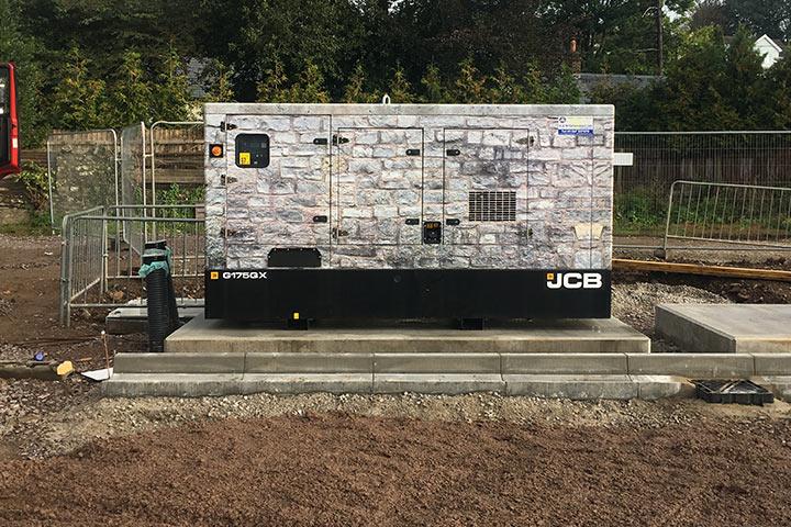 JCB Generators service