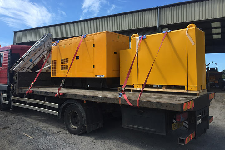 new generators service