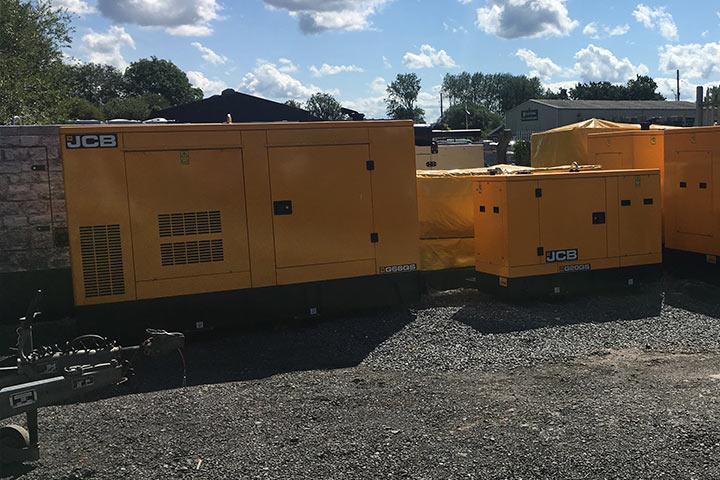 used generators service